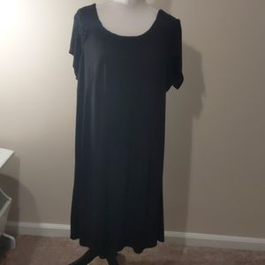 Little black dress from Liz Claiborne woman 18W